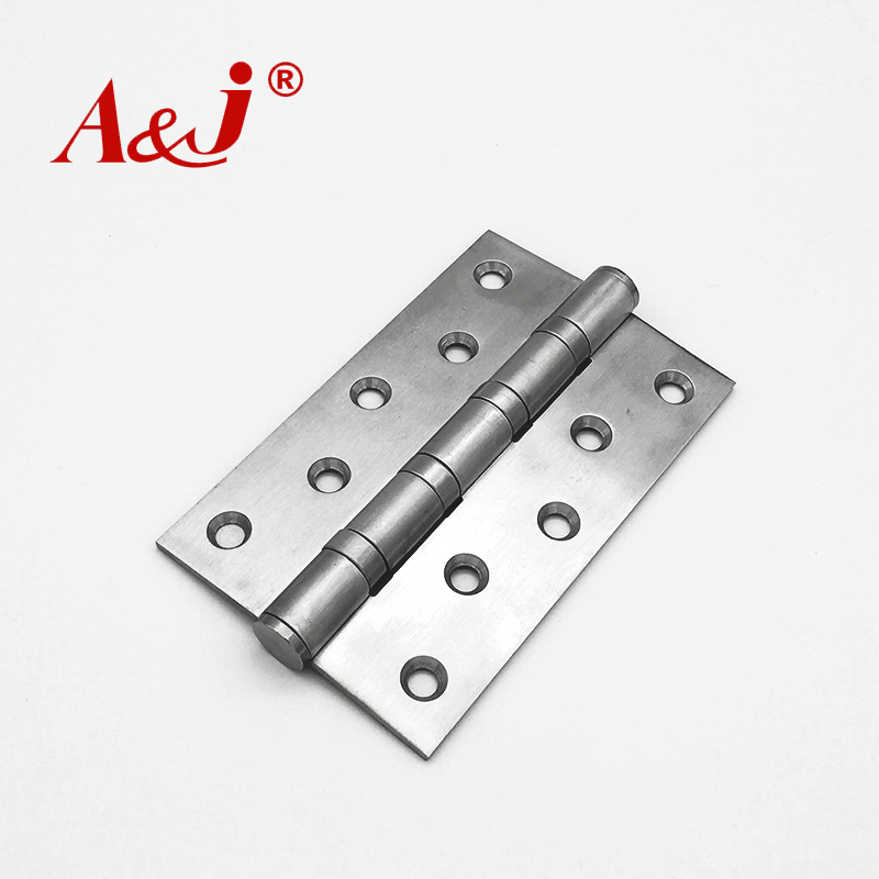 folding butt hinges silver tone home furniture hardware door hinge