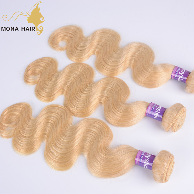 Closures Naturehere Peruvian 613 Blonde Body Wave Hair 4*4 Closure Non Remy 100% Human Hair Extensions Long Blonde 8-22 Inch Superior Materials