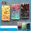 Creative 3d cover for iphone 6 diamond Gradient blue ray case for iphone 6s 6 plus