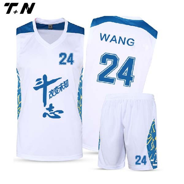 d87ce5a36007 Top Grade European Basketball Uniforms Design White - Buy European ...
