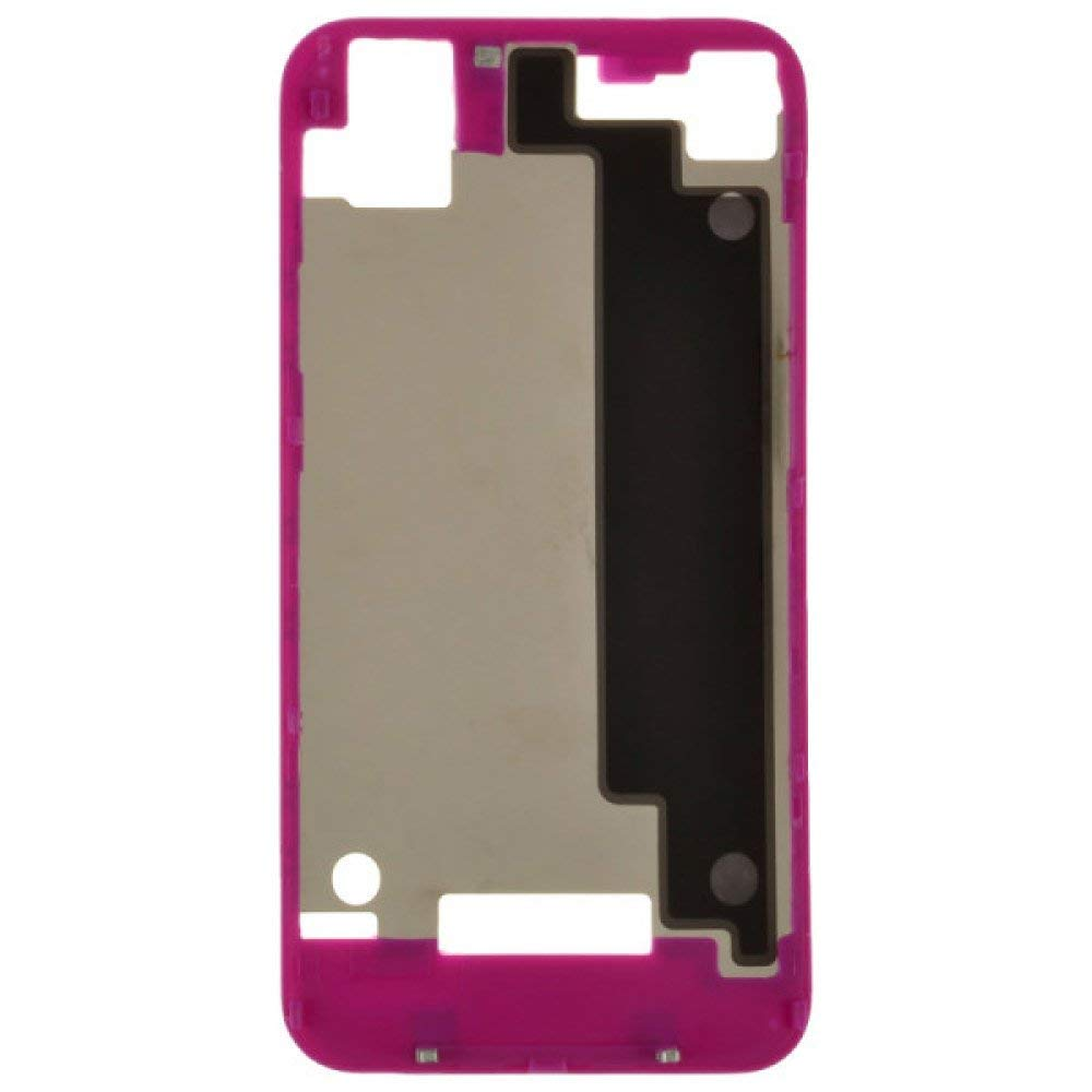 Door Frame for Apple iPhone 4S (CDMA & GSM) (Purple) with Glue Card