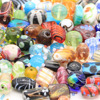 wholesale Mixed murano lampwork glass beads for jewelry making