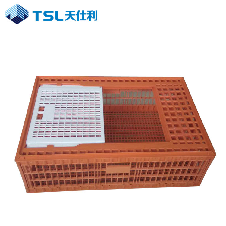 plastic poultry cages animal crate for chicken duck