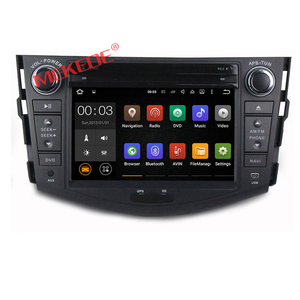 dvd player for T-o-y-o-t-a rav4 2006-2012 car gps navigation support dvd navigator mp3/mp4/mp5 GPS wifi player