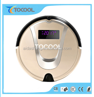 Low price factory wholesale dry & wet floor robot vacuum cleaner for carpet