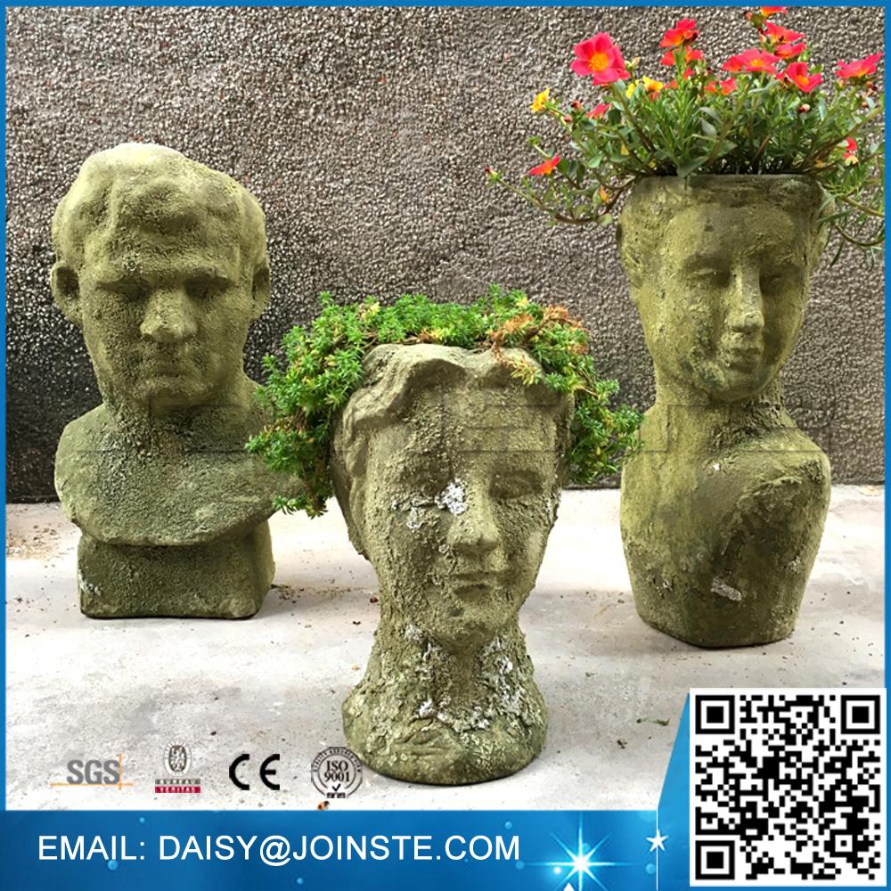 Bulk Flower Potsface Pot Plantbust Flower Pot Buy Face Pot Plant