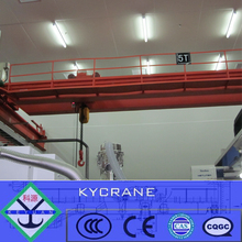 Heavy Duty and High Quality Warehouse Overhead Crane 50 ton
