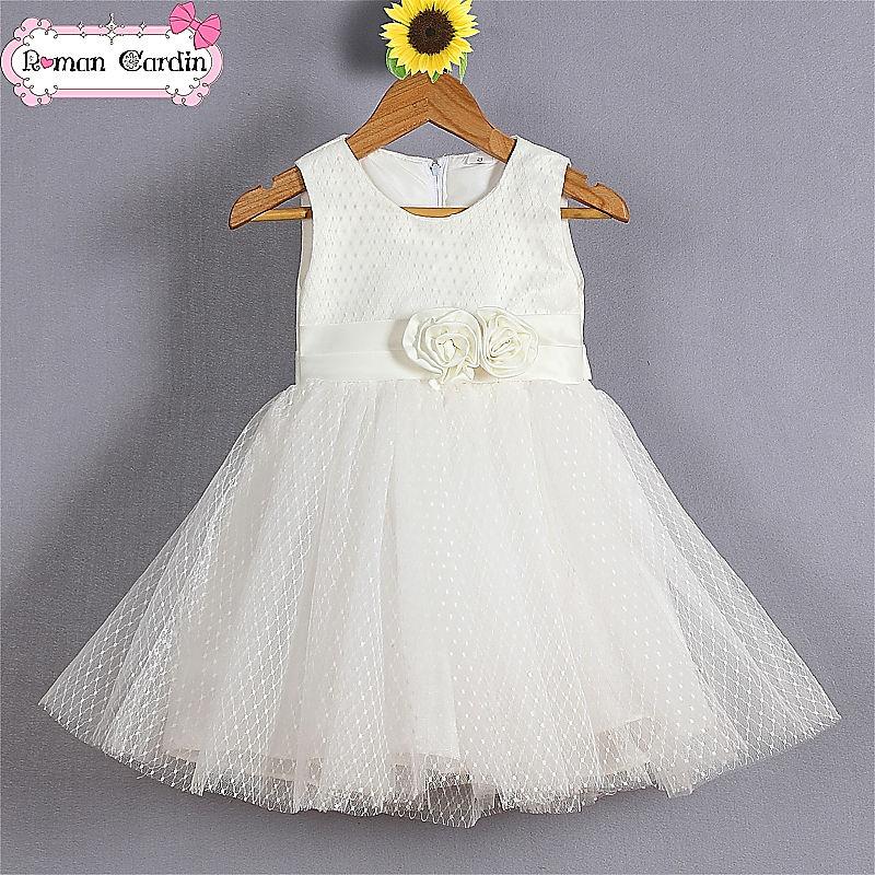 enfants robe b b fille robe blanche robe de soir e pour y 2 10 b b fille robes pour filles id. Black Bedroom Furniture Sets. Home Design Ideas