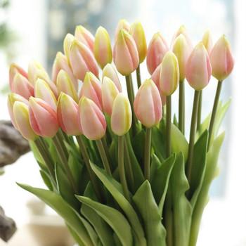 2014 Yiwu Aimee Perlengkapan Dekorasi Biru Bunga Tulip Am Tf01 Buy Biru Bunga Tulip Buatan Bunga Tulip Dekorasi Bunga Tulip Buatan Product On Alibaba Com