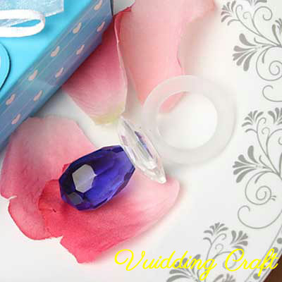 Cute Full Month Baby Gift Transparent Crystal Nipple