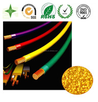 70 flame-retardant pvc and softness cable grade compound