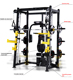 Factory direct sales Professional gym personal trainer used multi 3d smith machine gym equipment
