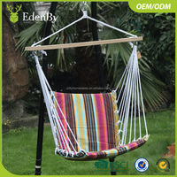 Manufacturer low price rattan swing hanging chair