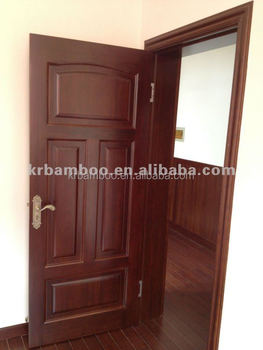 Perfect Customized Size Expression Hotel Bamboo Interior Door