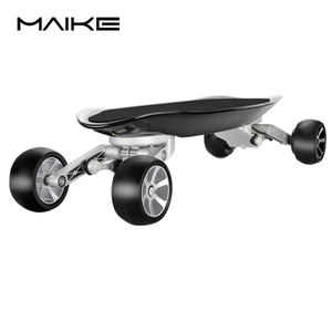 4 four wheels long board wireless remote control skateboard electric skateboard