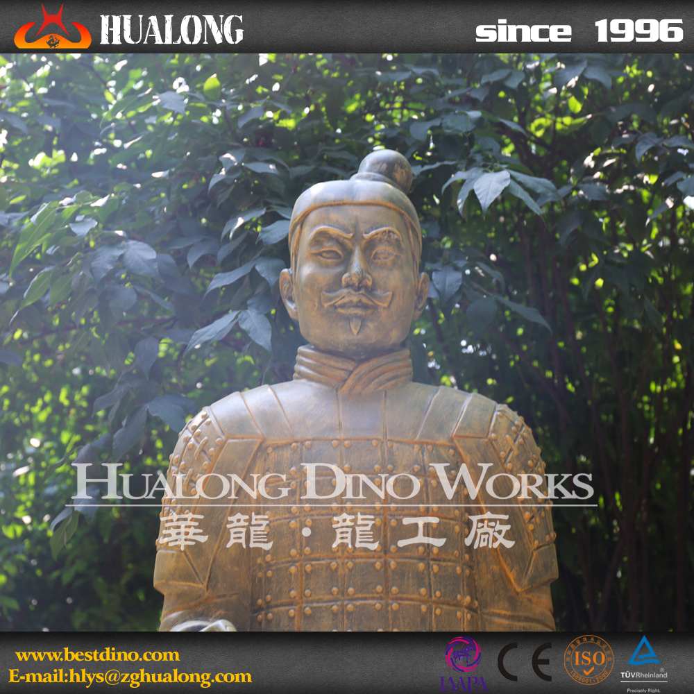High Simulation Chinese Ancient Art Works of Terra-Cotta Warriors