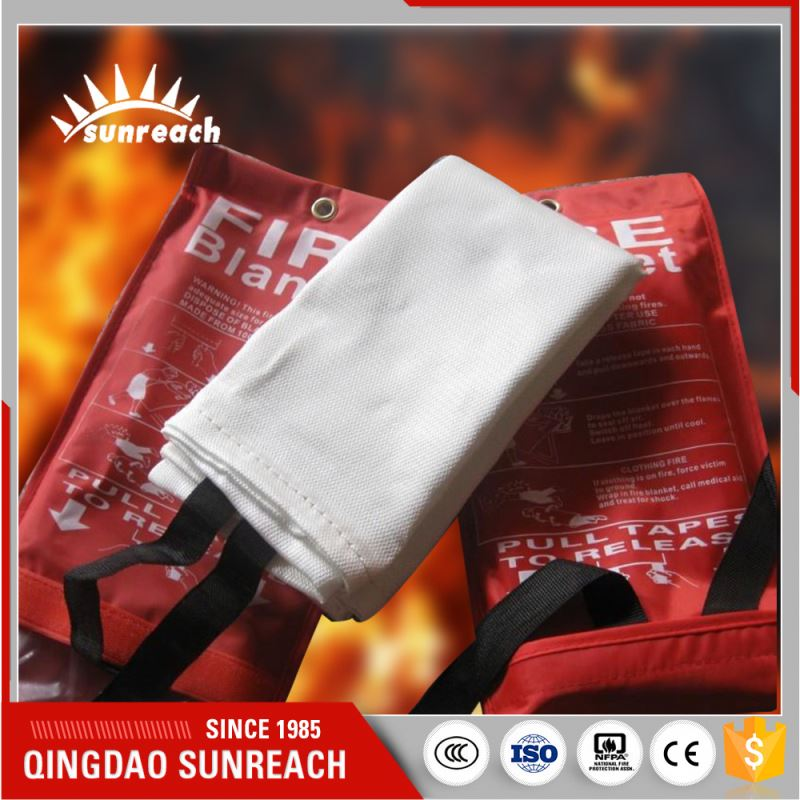 Latest Low Price Self-Extinguishing Fire Blanket