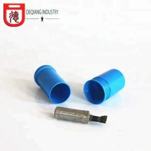 Circular Draw tool box Milling cutter package Plastic boxes for tool and hardware 27mm*80mm