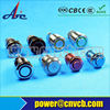Abbeycon 16mm 2 pin self lock push button switch