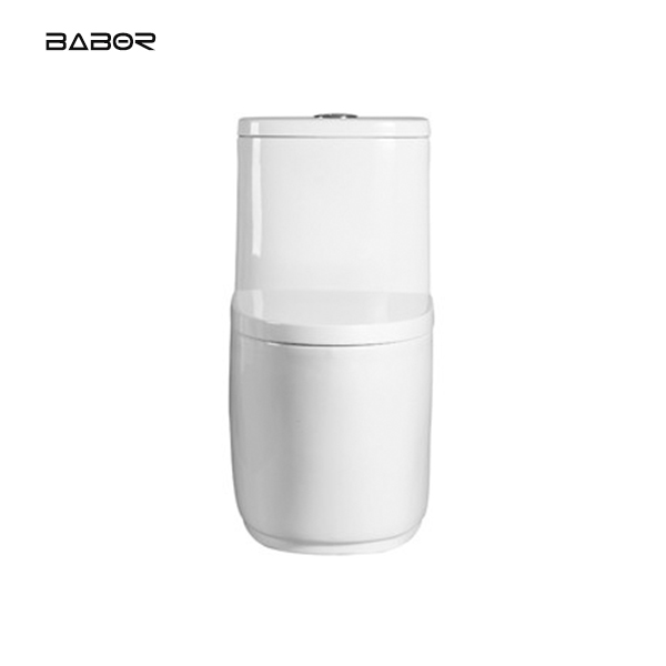 Made in China Ceramic Toilet Modern Bathroom Commode Low Profile Toilet