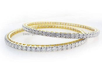 bangle diamond single bangles jewelry