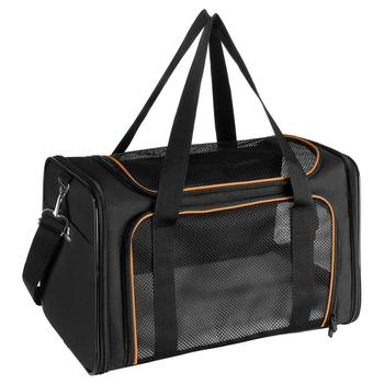 a8153adc5547 Airline Approved Pet Carriers,Soft Sided Collapsible Pet Travel Carrier For  Medium Puppy And Cats - Buy Airline Approved Pet Carriers,Pet Carrier,Soft  ...