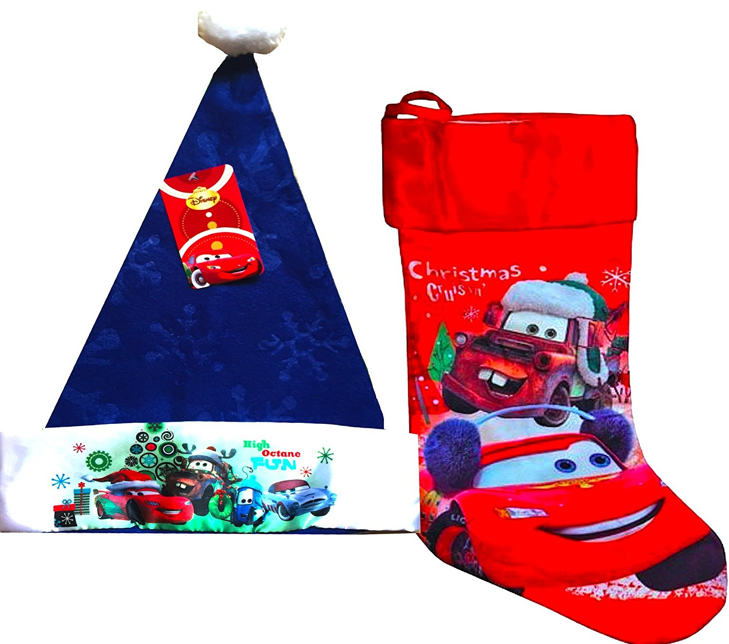 Disney Cars Christmas Decorations.Buy Disney Cars Lightning Mcqueen And Mater Christmas