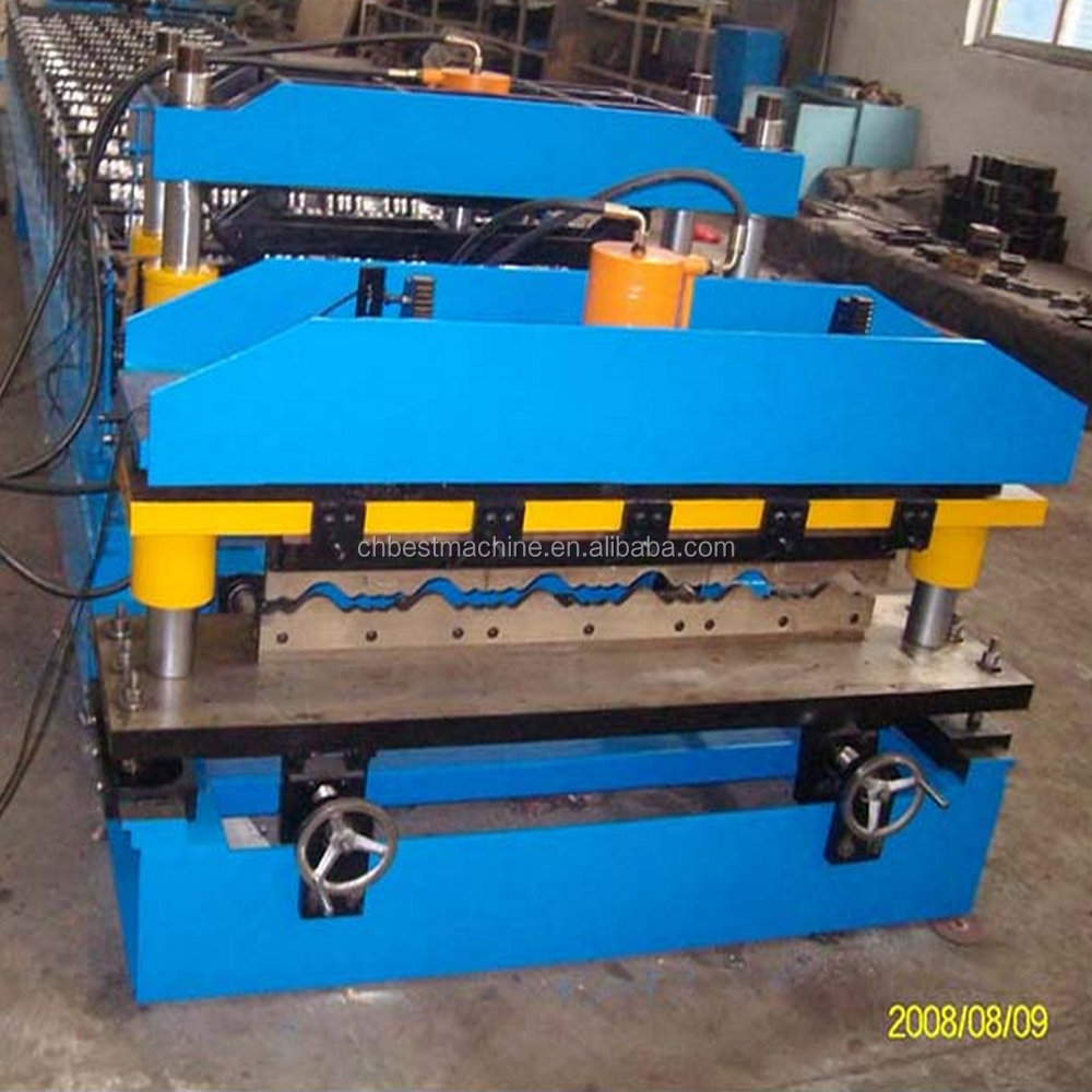 Factory Direct Sale Color Roof Tile Roll Forming Machine