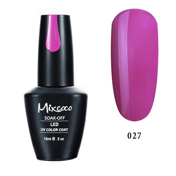 Mixcoco Manufacturer Bright Color Peel Off Uv Gel Nail Polish Oem - Buy  Nail Polish Bottle,Soak Off Uv Gel Polish,Gel Polish For Nails Product on  ...