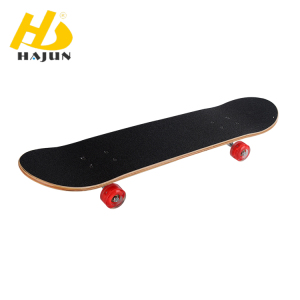 Brand new maple skateboard blank skate board deck longboard with high performance for wholesale