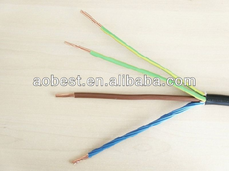 Comfortable 10 Awg Stranded Wire Images - Wiring Diagram Ideas ...