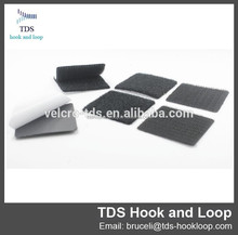 Strong sticky self adhesive hook and loop patch