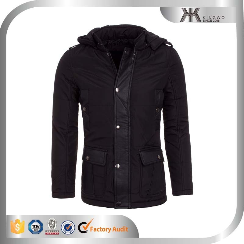 Wholesale Humen town padding long warm winter outdoor jacket