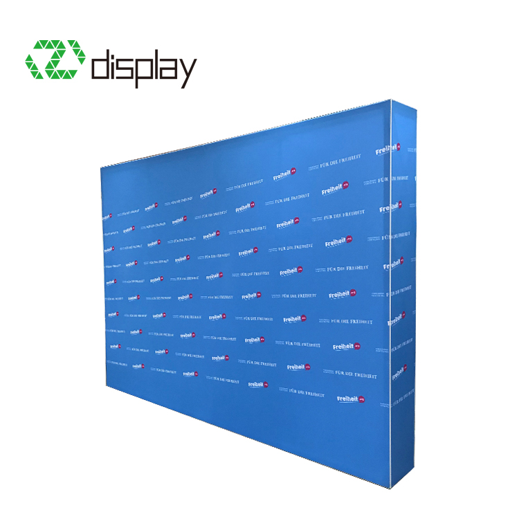 10x8ft Portable Tension Fabric Display Printed Trade <strong>Show</strong> Items Pop Up Booth Backdrop Stands