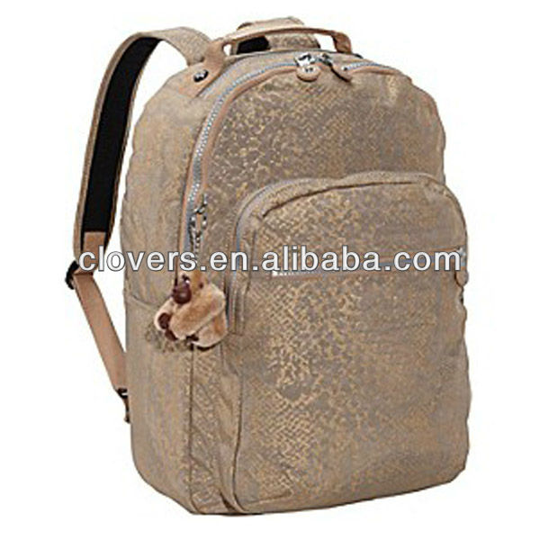 Fashion European style notebook bag with 3 compartments