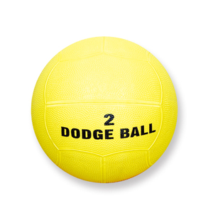 Custom rubber dodge ball