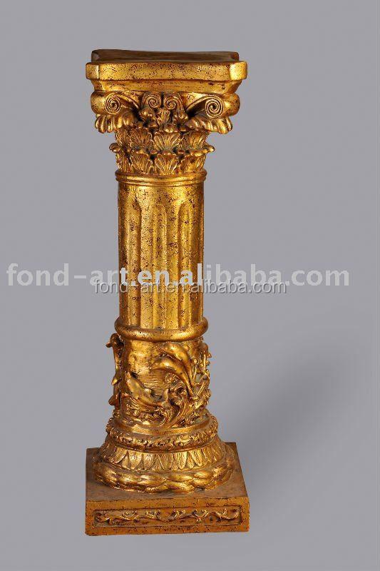 Pu838 antique pu romaine art pilier colonne pour for Decoration romaine