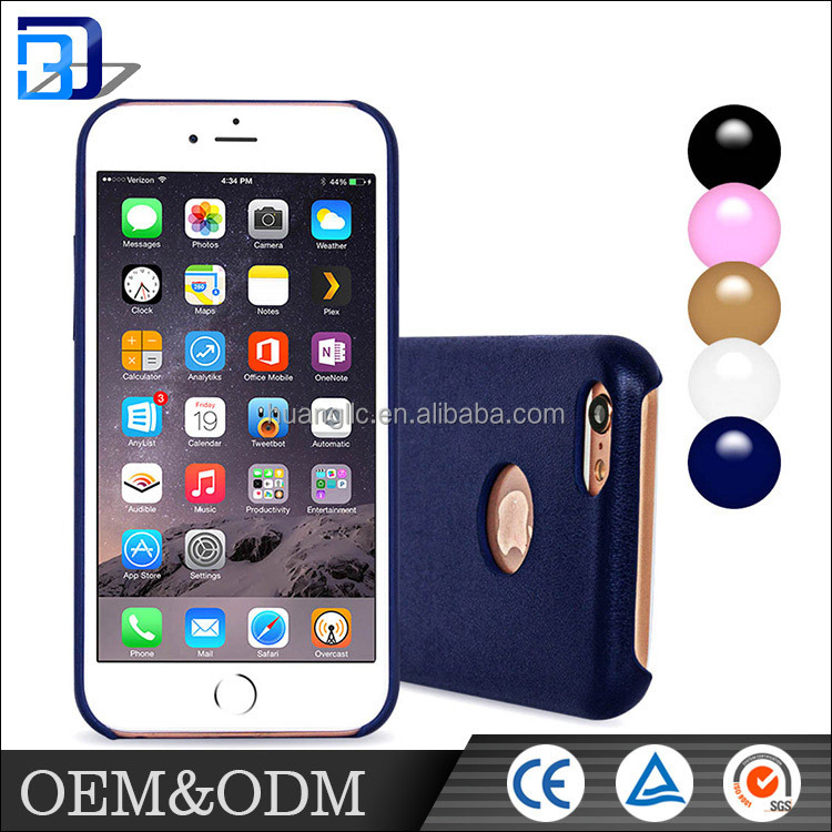 Low price supply ! multi-color pu leather case mobile phone cover for Iphone 6 / 6s /6s plus/7 case