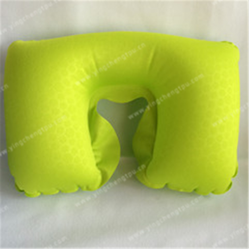 TPU Coated Elastic Fabric -75D Embossed Knitted Fabric for Air Pillows