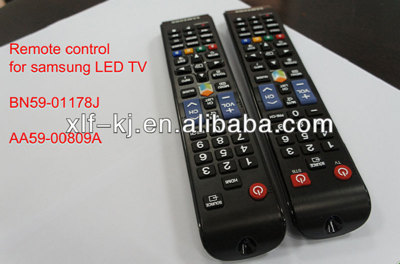 Tv Remote Control For Samsung Tv Bn59 01178jaa59 00809a Buy Tv