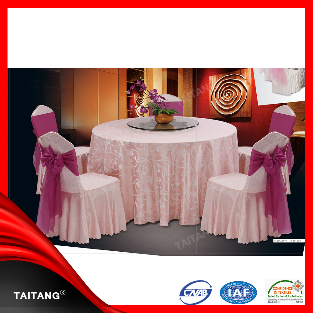 Excellent Made In China Heat Resistant Designs Round Restaurant Table Cloth  Buy Restaurant Table Clothround Table Clothtable Cloth Designs Product On  ...
