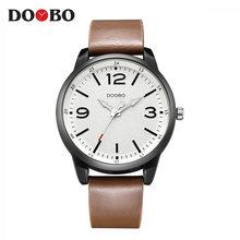 Мужские часы Новые мужские кварцевые мужские наручные часы лучший бренд класса люкс Reloj Hombres кожаные Наручные часы с календарем(Китай)