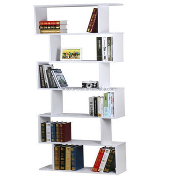 HXLBC-005 Home/Office Wooden Retro Display Unit Shelving Storage