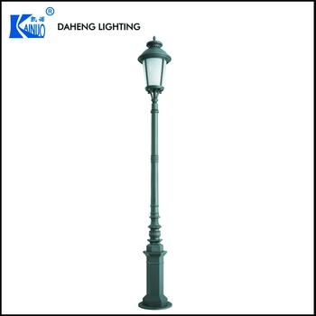 Ip55 Daheng Decorative Classical 2 7m Outdoor Garden Street Light Pole  Rhs-15699 - Buy Decorative Garden Light,Daheng 3 5m Street Pole  Light,Classical