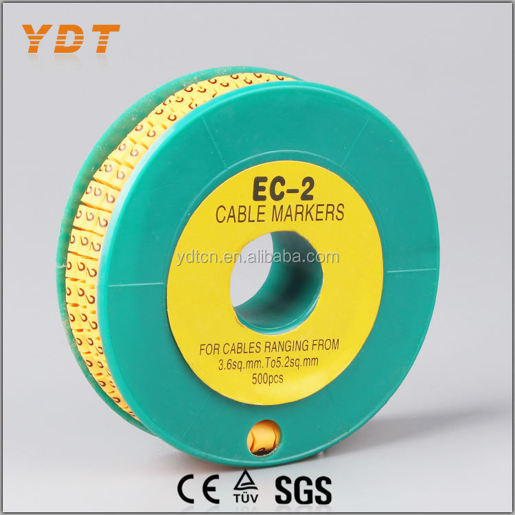 YDT EC-2 Cable Markers
