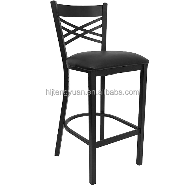 stable bar restaurant iron chair for sale