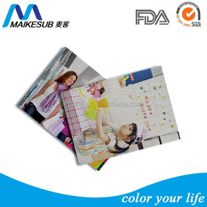 A4/A5 Sublimation Puzzle For heat press machine