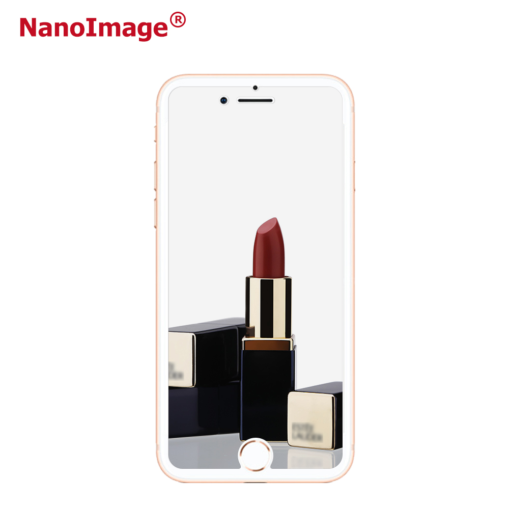 New Products For Mobile Phones Mirror Film Beauty Makeup Mirror Screen Protector For iPhone 8 Plus