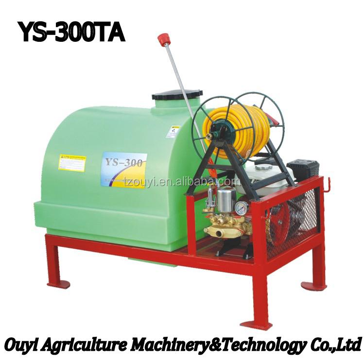 China Supplier Electric Farm Spray Machine Plastic Water Tank ...