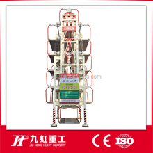high quality commercial double auto parking equipment car lift multimedia system